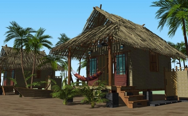 Possible New Beach Cabana