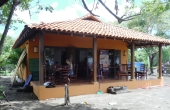 Local restaurant, called Ceviches operates in subject property. Lease in place. Flexible terms